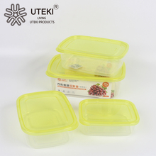 Factory price heat resistant plastic seal food storage container
