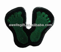 PJ GREEN FEET USAF USA PARARESCUE PEDROS GREEN FOOT TACTICAL MORALE PATCH