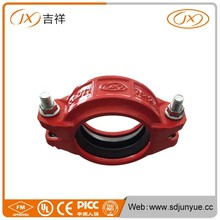 Export To Turkey Market Flexible Reducing Rubber Reducer Pipe Couplings