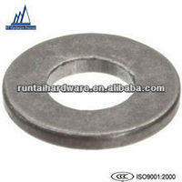 AA6063/AA6060 aluminum flat washers, made in china