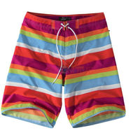 Custom made funny beach wear, digital printing men sexy swimming shorts