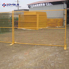 Construction Cheap Sheet Metal Fence Panels For Sale