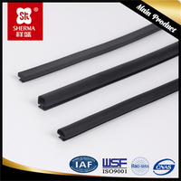 Alibaba china supplier door weather strip/sliding window seals