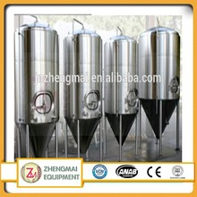 Alcohol customized beer equipment cider making supplies, beer fermentation tank used