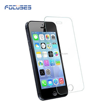 Factory supply 9H Hardness Cell Phone Tempered Glass Screen Protector for iphone 5 5s 5c wholesale price