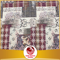 New design direct supplier customized polyester jacquard chinese upholstery fabric for curtain