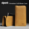 2016 New Luxury Genuine Leather Mobile Phone Wallet Case for iPhone 6/ 6 Plus/ 6s/ 6s Plus