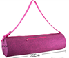 best quality pretty lady portable mat yoga bag