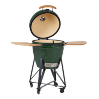 BBQ Grill Charcoal Barbecue Patio Backyard Home Meat Cooker Smker