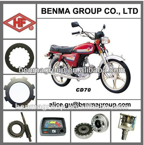 CD70 motorcycle parts ,CD70 motorcycle spare parts ,CD70 motorcycle Accessories