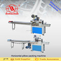 Full-automatic pillow packaging machine