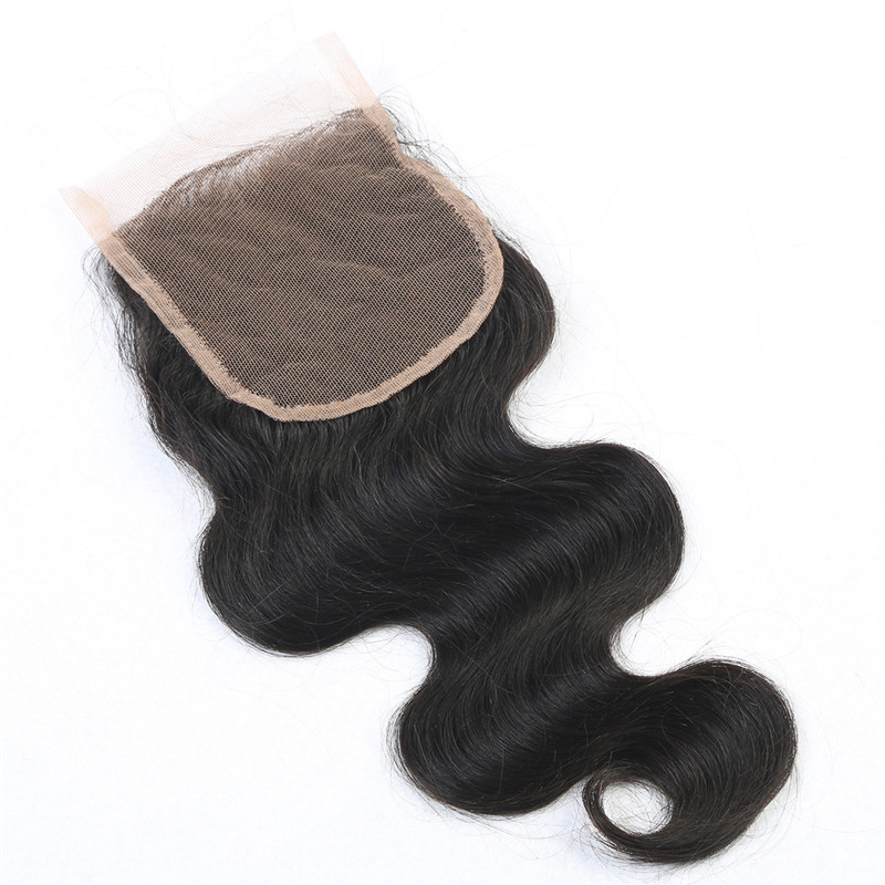 Human Hair Material and Brazilian Hair Human Hair Type 13x6 lace frontal