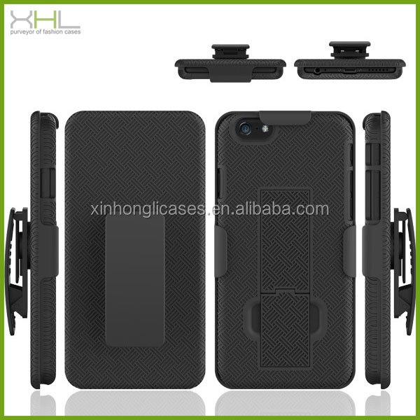wholesale silicone and pc hybrid stand case for iphone 5