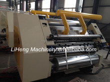 Cartons Packaging Type Corrugated Cardboard Production Line Carton Box Single Face Double Face Corrugating Machine