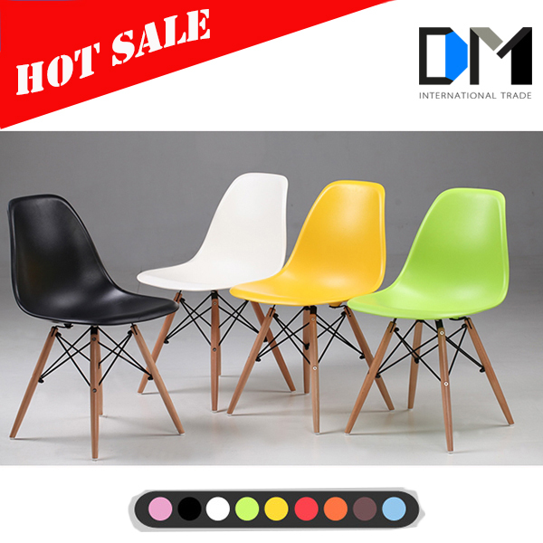 Restaurant Chairs For Sale Used:Modern Plastic Dining Chair/Wood Design Dining Chair