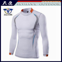OEM service high quality sport and fitness top wear for man