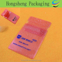 Guangzhou factory wholesale customized printing phone carry bag/PVC plastic bag for battery