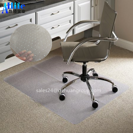 Allife Clear Office Chair Mat I Carpet Protector I 45x53 Inch