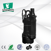 WQB 2015 PUMPMAN new good quality big power cheap irrigation domestic electric 15hp submersible water pump