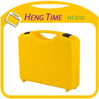 Injection plastic equipment case