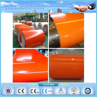 Hot !!! Prepainted galvanized steel coil , galvalume steel coil , color coated PPGI