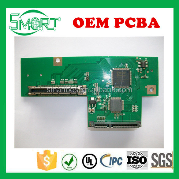 Smart Bes PCBA Prototype PCB PCBA with Factory Price Electronic Components Vibrator PCB Assembly
