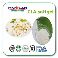 High quality GMP Conjugated linoleic acid/CLA Softgel Capsule,cla slimming softgel