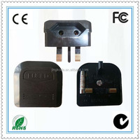 Computer Power AC Extension Plug Female US/UK/EU Sockets