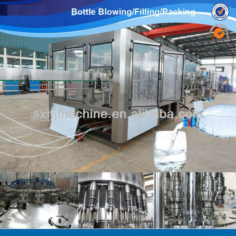 Bottled mineral water/ pure water equipment for sale