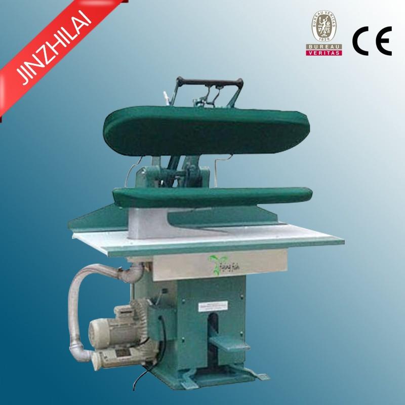 collar and cuff pressing machine