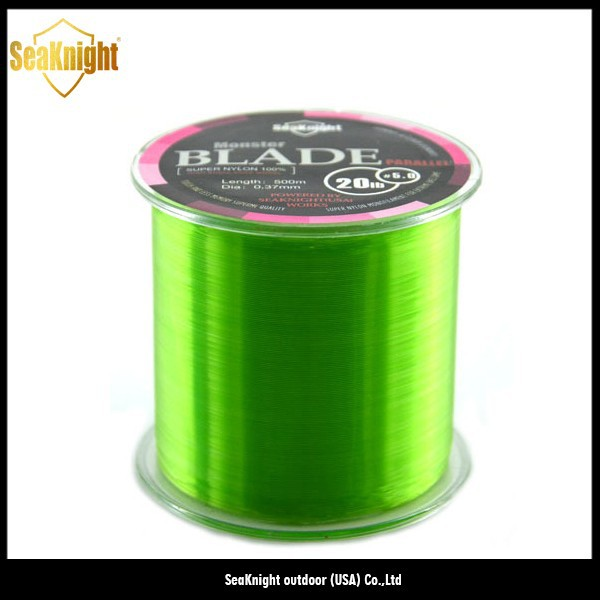 Nylon monofilament fishing line and fishing tackle for Where to buy fishing line
