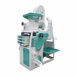 MLNJ15/13 small scale automatic rice mill machinery for Milling rice