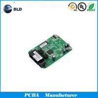 PCB electronic production, 2 layer pcb factory in China