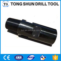 Connection drill pipe water well tools