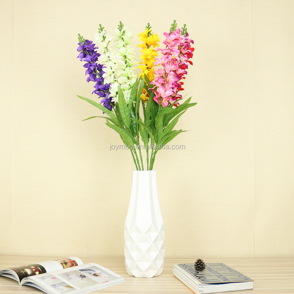 China Wholesale Fake Cheap Artificial Silk Decoration Flowers for Home Decoration