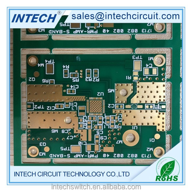 Hot sale aluminum board scrap gold pcb Custom-made Multilayer OEM/ODM PCB/PCBA Electronic PCB Circuit Board Scrap