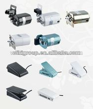 household and multifunction sewing machine servo motor