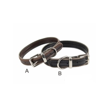 High Quality Durable Using Various Leather Dog Collar