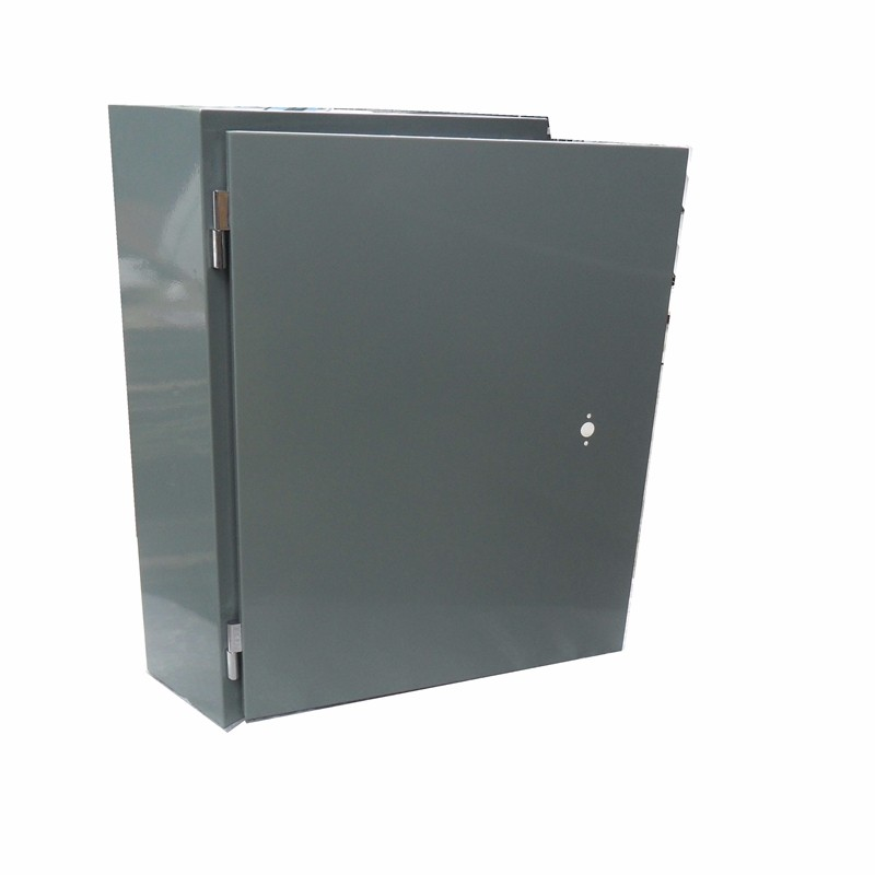 IP66 Protection Level outdoor Distribution Box Type Mounting Enclosure