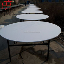 Round table used round banquet dining tables for sale