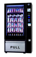 Hot sale product ice bag machine vending,frozen food vending machine