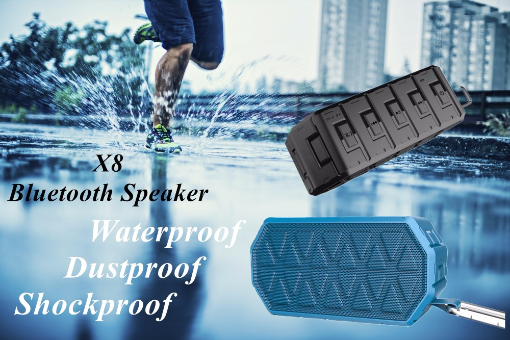 built-in vibration damper Bluetooth V4.1 x8 bluetooth speaker New Released amplifier module for active speaker