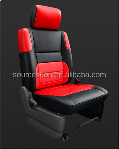New Leather Car Seat Cover Exporter in China