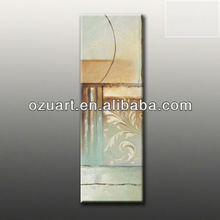 Handmade wall decor on canvas modern art oil painting 2012 HF141