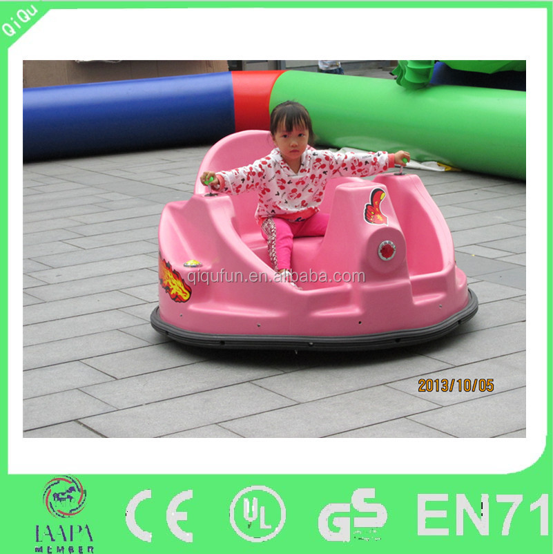 2014 Cheapest kid battery powered kids bumper car