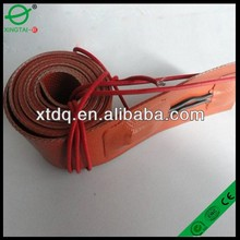 electric bicycle rubber heater
