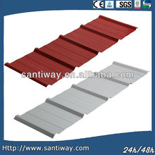 cheap metal roofing sheet corrugated types of roof sheets