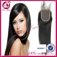 2015 Strong supplier high quality 100% unprocessed real virgin hair bundles with lace closure