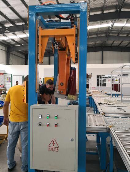 VCB production line
