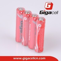 Hot sale! Good quality! Super heavy duty R03 AAA Size battery
